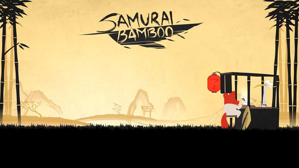 samurai bamboo